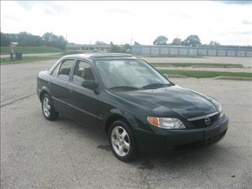 2001 Mazda Protege for sale in Waukesha, WI