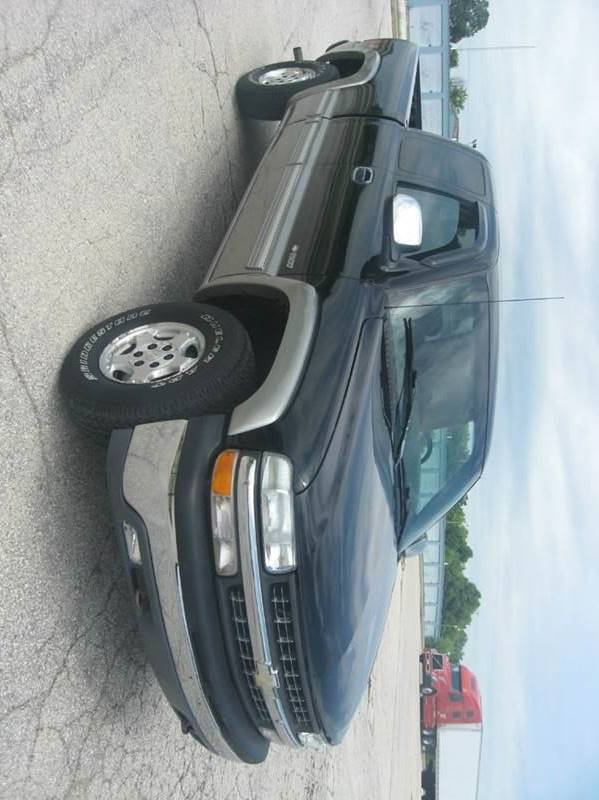 2000 Chevrolet Silverado 1500 3dr LS 4WD Extended Cab SB In Waukesha