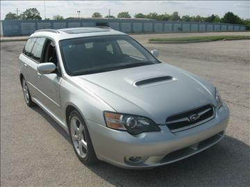 2006 Subaru Legacy for sale at NEW 2 YOU AUTO SALES LLC in Waukesha WI