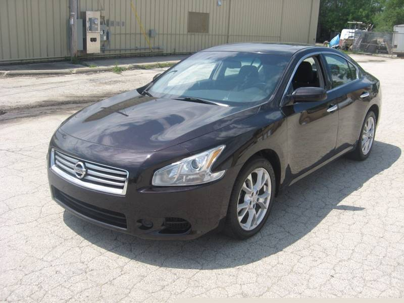 2012 Nissan Maxima 35 S 4dr Sedan In Waukesha Wi New 2 You Auto