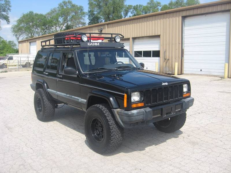 1999 jeep cherokee 4dr sport 4wd suv in waukesha wi new. Black Bedroom Furniture Sets. Home Design Ideas