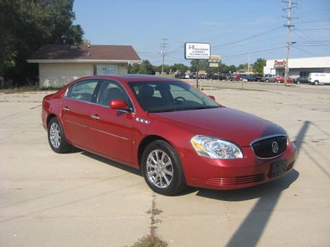 2009 Buick Lucerne for sale in Waukesha, WI