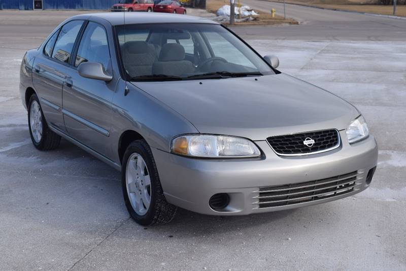 2002 Nissan Sentra for sale at NEW 2 YOU AUTO SALES LLC in Waukesha WI