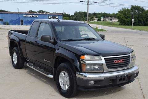 2004 GMC Canyon for sale in Waukesha, WI