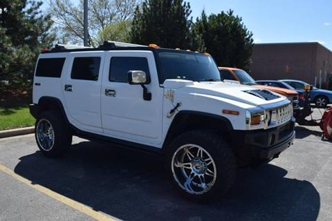 2003 HUMMER H2 for sale in Waukesha, WI