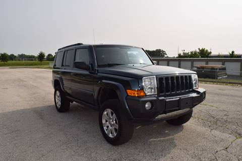 2007 Jeep Commander for sale in Waukesha, WI