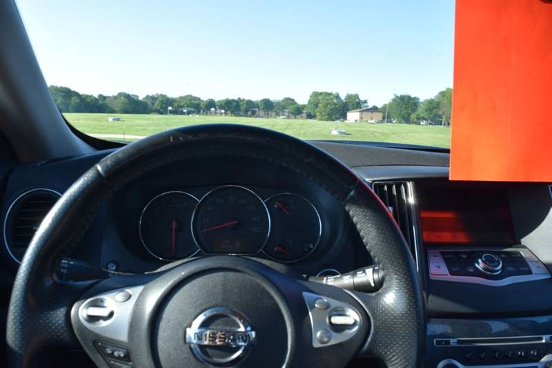 2012 Nissan Maxima 3.5 S 4dr Sedan - Waukesha WI