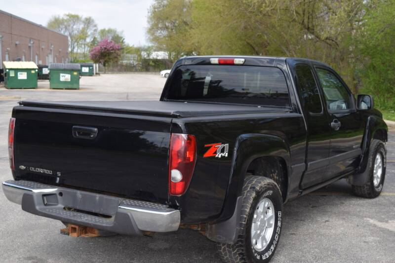 2004 Chevrolet Colorado 4dr Extended Cab Z71 4WD SB - Waukesha WI