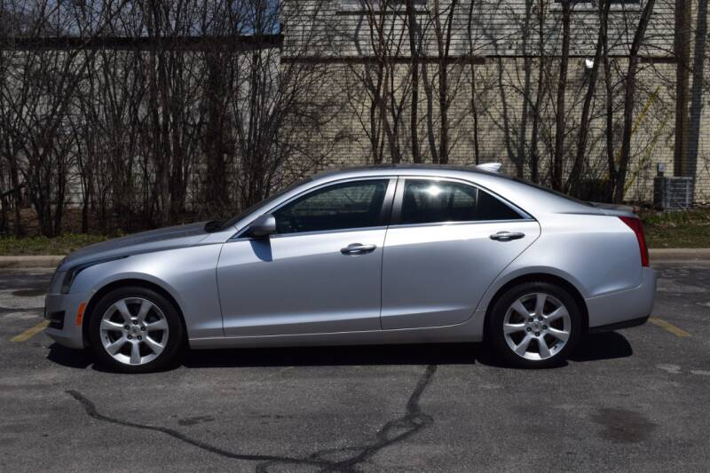 2015 Cadillac ATS AWD 2.0T Luxury 4dr Sedan - Waukesha WI