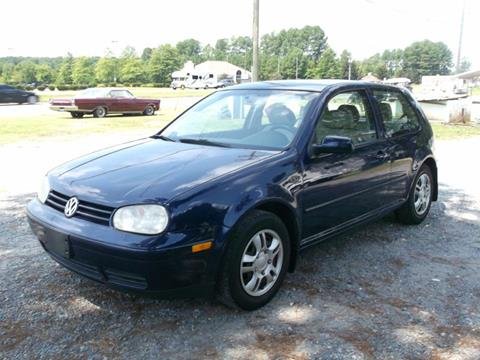 2003 Volkswagen Golf for sale in Fort Mill, SC