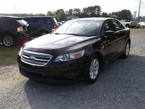 2011 Ford Taurus for sale in Fort Mill, SC