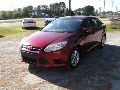 2013 Ford Focus for sale in Fort Mill, SC