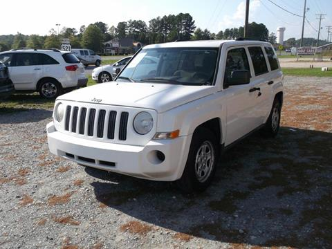 2008 Jeep Patriot for sale in Fort Mill, SC