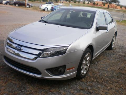 2011 Ford Fusion for sale in Fort Mill, SC