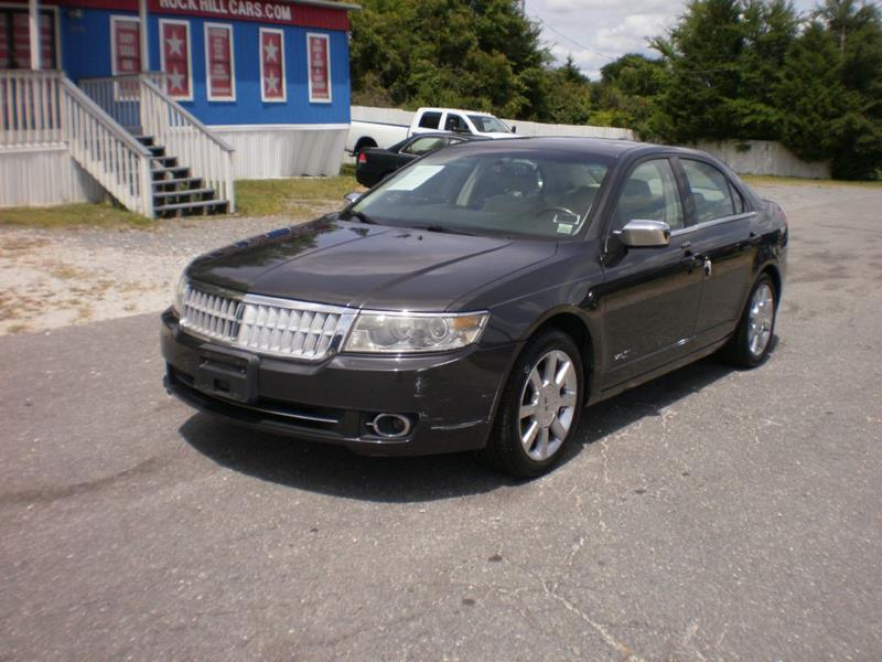 2007 Lincoln Mkz 4dr Sedan In Rock Hill SC - K & S Auto Brokers