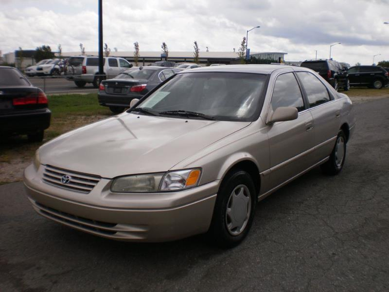 Perfect 1999 Toyota Camry CE 4dr Sedan   Rock Hill SC