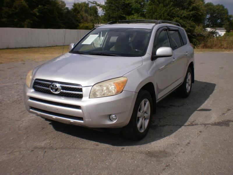 2006 Toyota RAV4 Limited 4dr SUV 4WD   Rock Hill SC