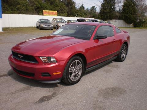 2012 Ford Mustang for sale in Rock Hill, SC