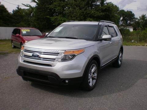 2012 Ford Explorer for sale in Rock Hill, SC