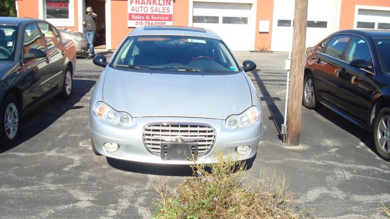 2004 Chrysler Concorde for sale at Franklin Auto Sales in Herkimer NY