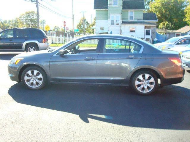 2008 Honda Accord for sale at Franklin Auto Sales in Herkimer NY