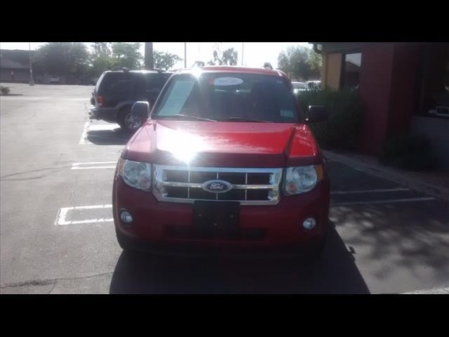 2011 FORD ESCAPE XLT AWD 4DR SUV sangria red metallic going to auction monday wholesale pricin