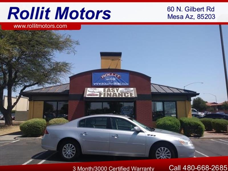 2007 BUICK LUCERNE CX 4DR SEDAN unspecified going to auction monday wholesale pricing today