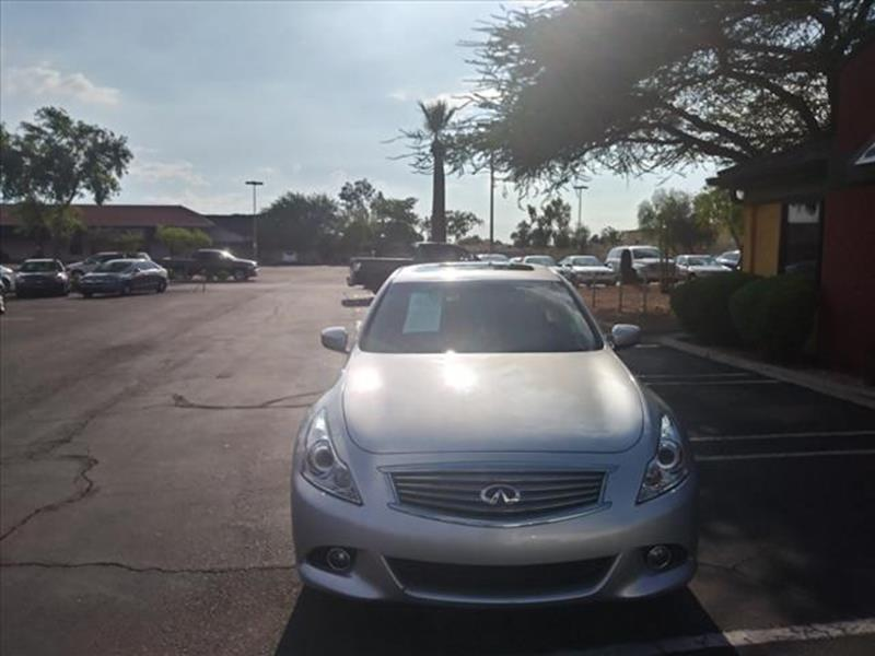 2013 INFINITI G37 SEDAN JOURNEY 4DR SEDAN unspecified special purchase direct from infinity  one