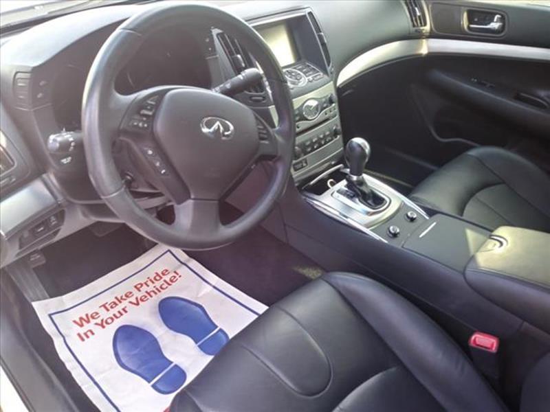 2013 Infiniti G37 Sedan Journey 4dr Sedan - Mesa AZ