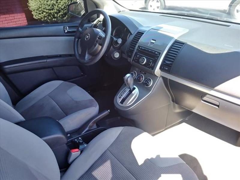 2012 Nissan Sentra 2.0 S 4dr Sedan - Mesa AZ
