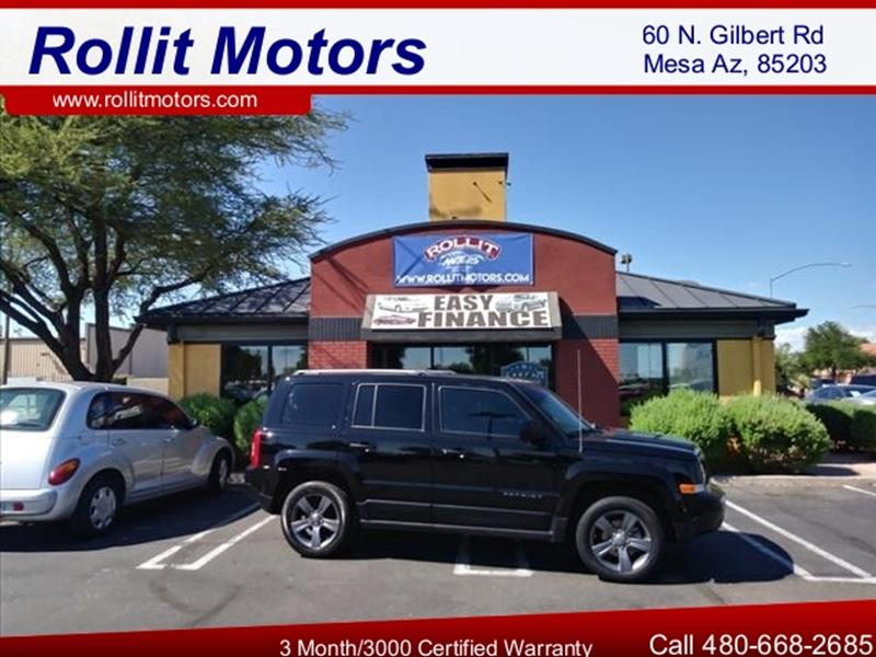 2016 JEEP PATRIOT SPORT 4DR SUV unspecified not the samosamo herespecial se package includes s