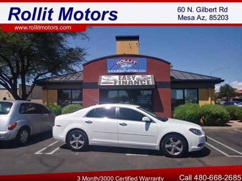2012 Chevrolet Malibu for sale in Mesa, AZ