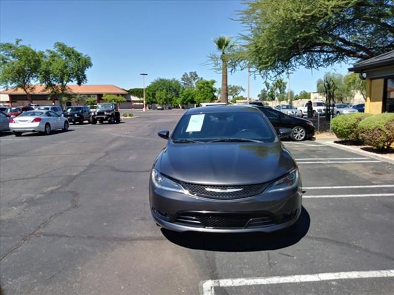 2015 CHRYSLER 200 S AWD 4DR SEDAN unspecified all wheel drive oh how nice when the weather