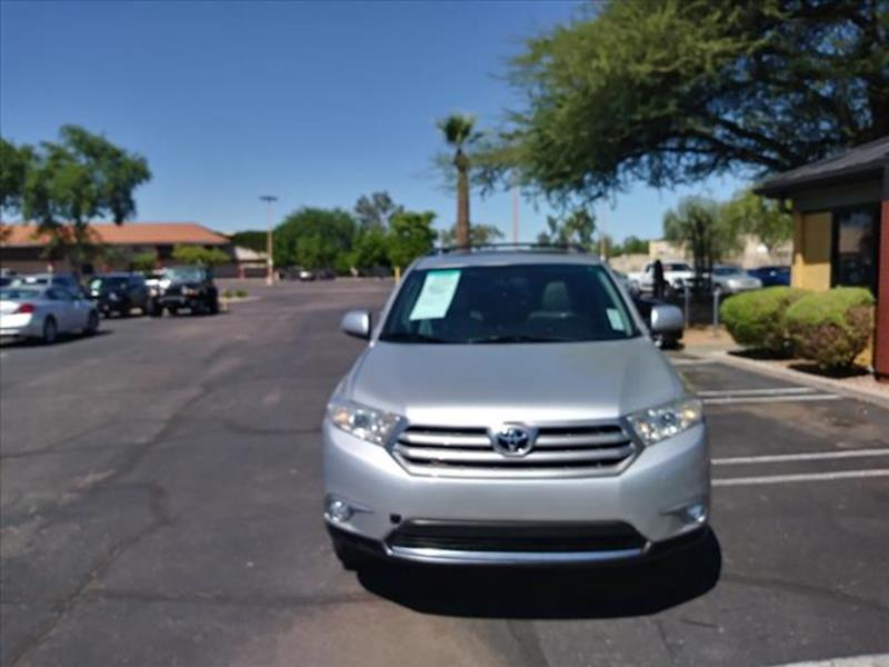 2011 TOYOTA HIGHLANDER BASE AWD 4DR SUV unspecified going to auction monday wholesale pricing