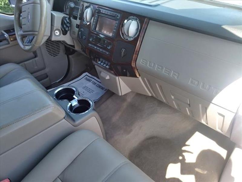 2008 Ford F-450 Super Duty Lariat 4dr Crew Cab 4WD LB DRW - Mesa AZ