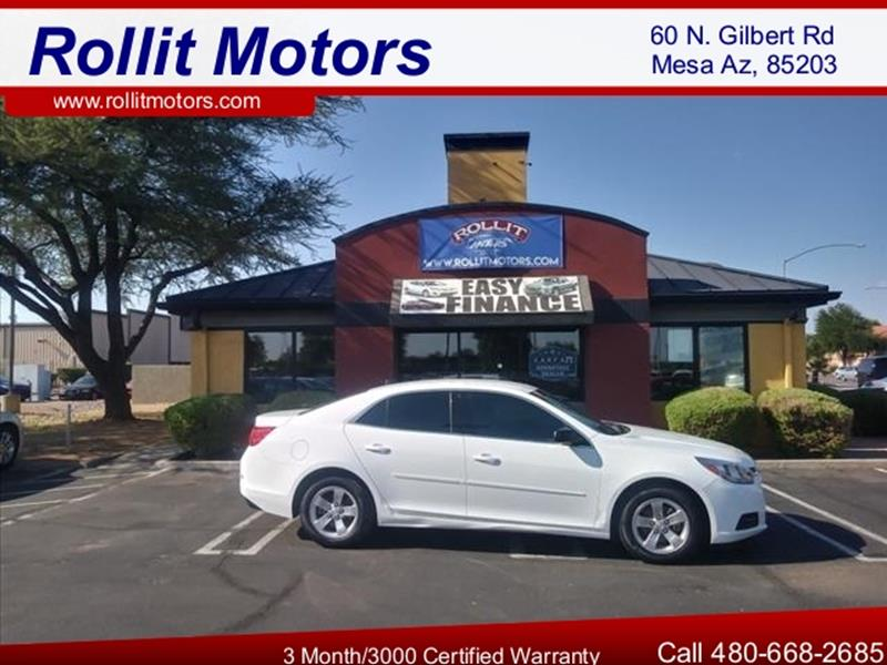 2014 CHEVROLET MALIBU LS 4DR SEDAN unspecified lowest mileage on the web grille color black with