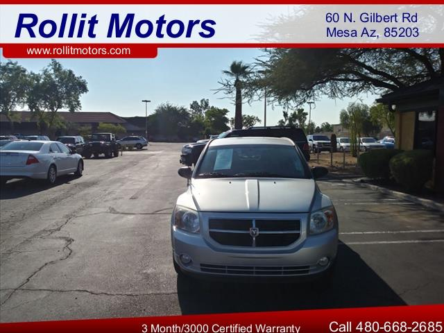 2011 DODGE CALIBER MAINSTREET 4DR WAGON unspecified grille color chromerear bumper color body-co