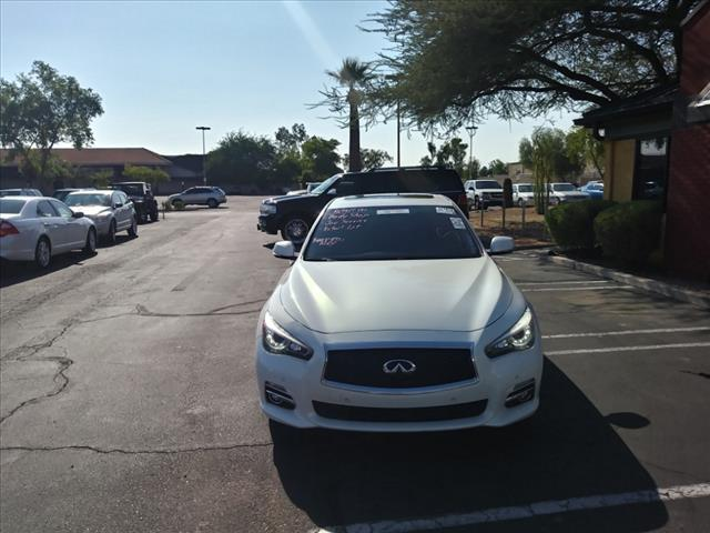 2014 INFINITI Q50 PREMIUM 4DR SEDAN unspecified special purchase direct from nissan clean car fa