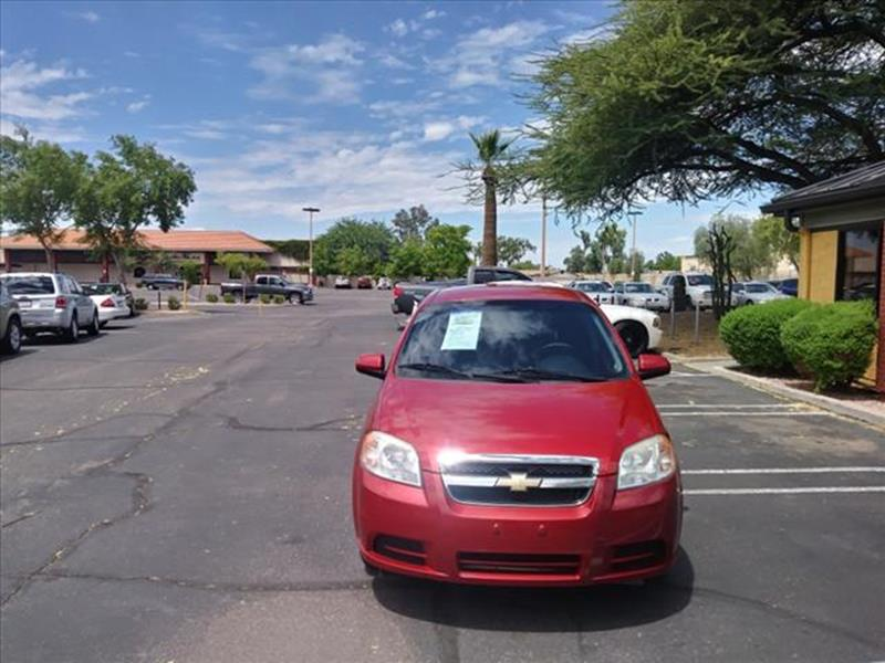 2011 CHEVROLET AVEO LT 4DR SEDAN W1LT unspecified automatic exhaust tip color stainless-steelmi