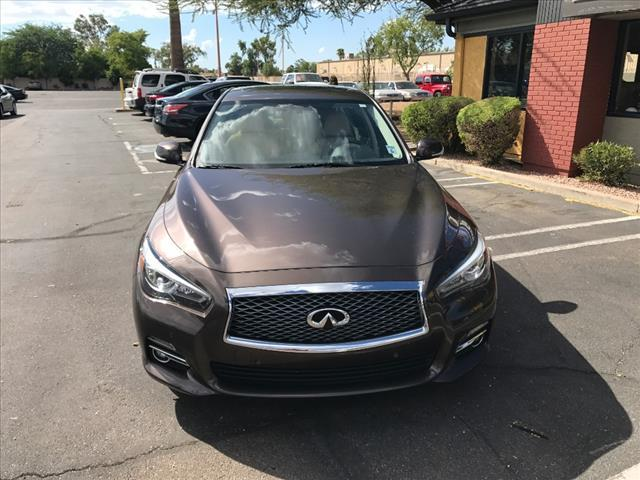 2014 INFINITI Q50 PREMIUM 4DR SEDAN unspecified special purchase direct from nissan one ownerlo