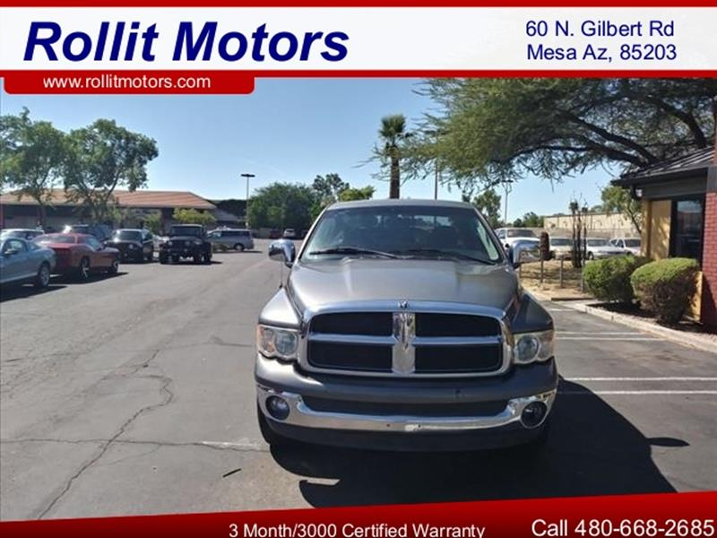 2005 DODGE RAM PICKUP 1500 ST unspecified fresh trade in always meticulously serviced by previou