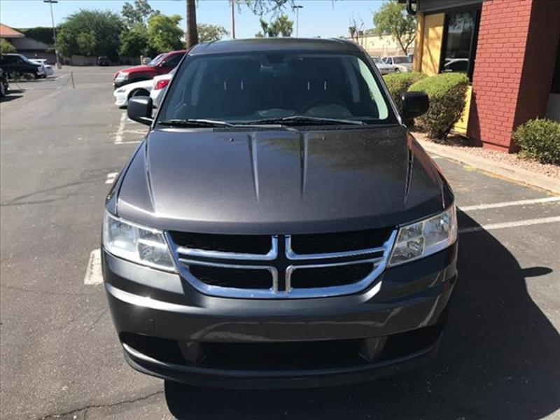 2015 DODGE JOURNEY SE 4DR SUV unspecified 3 rd row seating grille color chromemirror color black