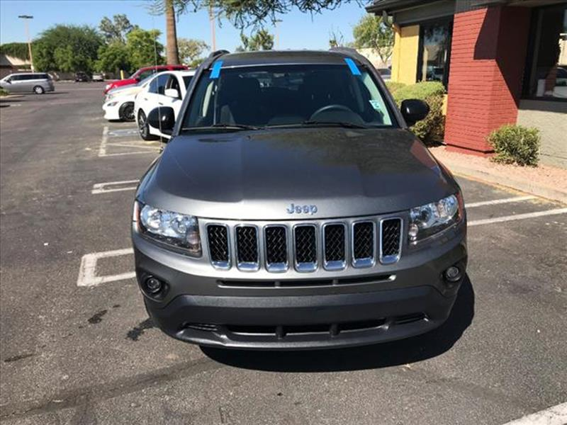2014 JEEP COMPASS SPORT 4DR SUV unspecified body side moldings body-colorgrille color body-color