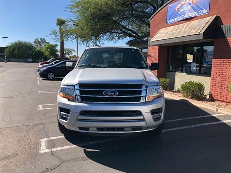 2017 FORD EXPEDITION EL XLT 4X2 4DR SUV unspecified body side moldings body-colorexhaust tip col