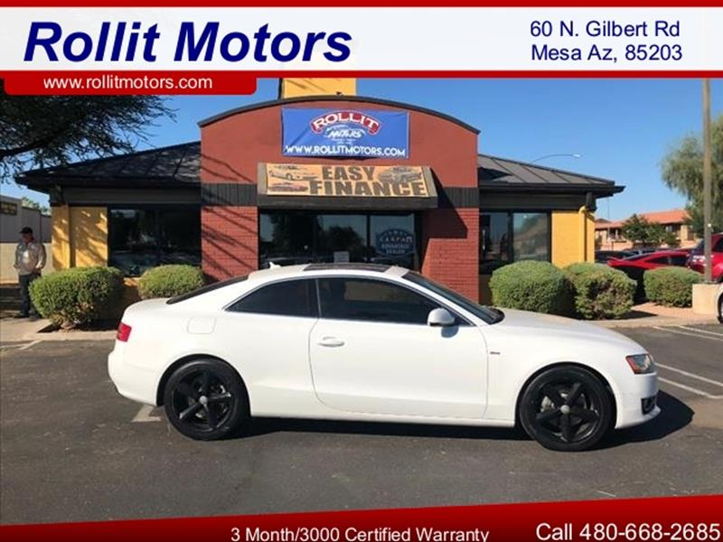 2010 AUDI A5 20T QUATTRO PREMIUM PLUS AWD 2D unspecified exhaust tip color alloyexhaust dual exh