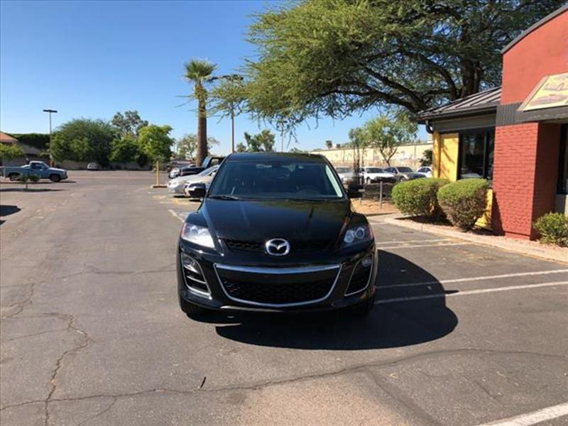 2011 MAZDA CX-7 S GRAND TOURING AWD 4DR SUV unspecified exhaust tip color stainless-steelexhaust