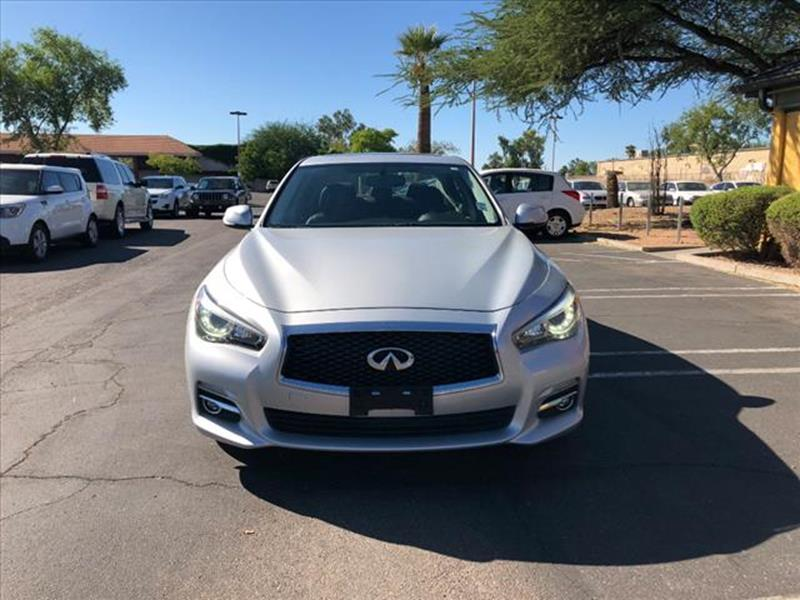 2014 INFINITI Q50 PREMIUM 4DR SEDAN unspecified special purchase direct from infinitybuy like