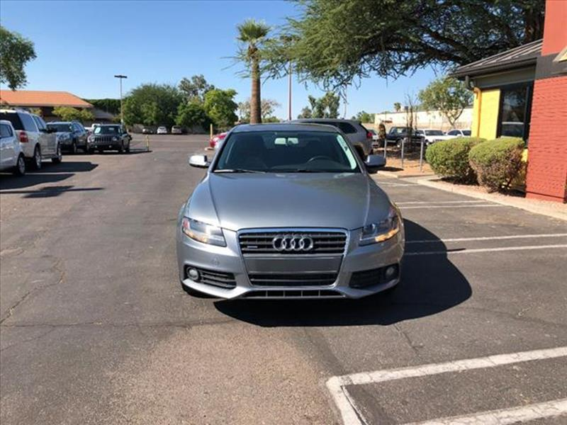 2010 AUDI A4 20T QUATTRO PREMIUM AWD 4DR SED unspecified exhaust tip color alloyexhaust dual ex