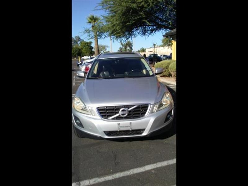 2010 VOLVO XC60 T6 AWD 4DR SUV unspecified skid plates frontskid plates front and reararmre