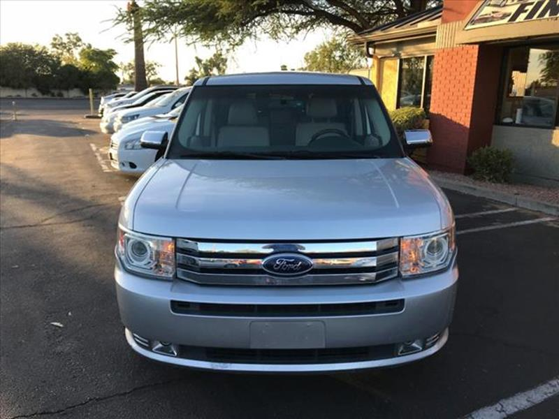 2012 FORD FLEX LIMITED 4DR CROSSOVER unspecified body side moldings chromeexhaust tip color stai